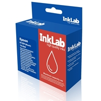 InkLab 1291 Epson Compatible Black Replacement Ink