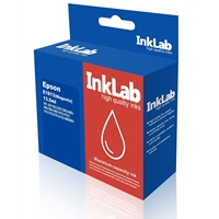 InkLab 1813 Epson Compatible Magenta Replacement Ink
