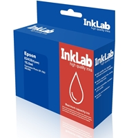 InkLab 2432 Epson Compatible Cyan Replacement Ink