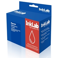 InkLab 2632 Epson Compatible Cyan Replacement Ink