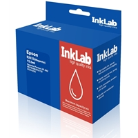 InkLab 2633 Epson Compatible Magenta Replacement Ink