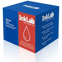 InkLab 33 XL Epson Compatible Multipack Replacment Ink