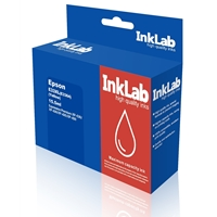InkLab 33 XL Epson Compatible Yellow Replacment Ink