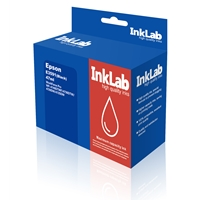 InkLab 35 XL Epson Compatible Black Replacement Ink