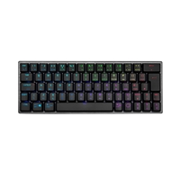 Cooler Master SK622 Wireless 60% Gaming Keyboard - Space Grey - Red Switches