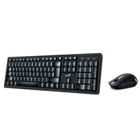 Genius Smart KM-8200 Wireless Keyboard and Mouse Set