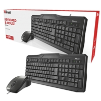 Trust ClassicLine USB Keyboard & Mouse Set