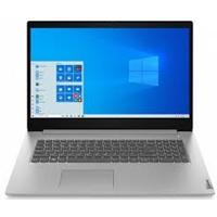Lenovo IdeaPad 3 17IML05 Intel Pentium Gold 6405U 4GB RAM 240GB SSD 17.3 inch Windows 10 Home Laptop Grey