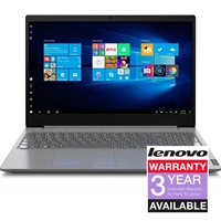 Lenovo V15 82C70005UK AMD Ryzen 5-3500U 8GB RAM 256GB SSD 15.6 inch Full HD Windows 10 Home Laptop Iron Grey