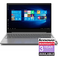 Lenovo V15 ADA 82C70006UK AMD Ryzen 5 3500U 8GB RAM 256GB SSD 15.6 inch Full HD Windows 10 Pro Laptop Iron Grey