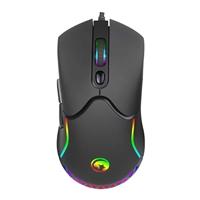 Marvo Scorpion M359 USB RGB LED Black Programmable Gaming Mouse