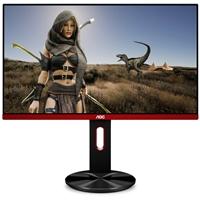 "AOC G2790PX 27"" WLED Widescreen Full HD VGA/HDMI/DisplayPort Black & Red Gaming Monitor"
