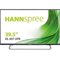 "Hannspree HL407UPB 40"" WUXGA Full HD VGA / HDMI x 2 (CEC) Connectivity inc Speakers Monitor"