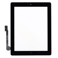 Apple iPad 4 Digitizer Assembly Black