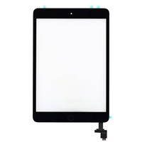 Apple iPad Mini 1 & 2 Digitizer Assembly Black