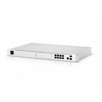 Ubiquiti UDM-PRO UniFi Dream Machine Pro - Combined Switch / Security Gateway / Controller / UniFi Protect NVR