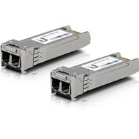 Ubiquiti UF-MM-10G U-Fiber 10Gbps 300m SFP/SFP+ Module - 2 Pack