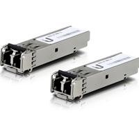 Ubiquiti UF-MM-1G U-Fiber Gigabit 550m SFP/SFP+ Module - 2 Pack