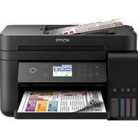 Epson EcoTank ET-3750 Colour Wireless / Network All-in-One Inkjet Printer
