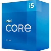 Intel Core i5-11400F 6 Core Desktop Processor 6 Threads 2.6GHz up to 4.4GHz Turbo, Rocket Lake Socket LGA1200 12MB Cache, 65w, Cooler, No Graphics