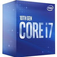 Intel i7 10700 Comet Lake Eight Core 2.9GHz 1200 Socket Processor with Heat Sink Fan