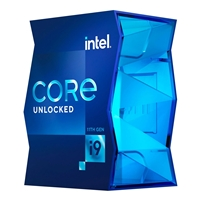 Intel Core i9-11900K 8 Core Desktop Processor 16 Threads,  3.5GHz up to 5.3GHz Turbo, Rocket Lake Socket LGA1200 16MB Cache, 125w, Overclockable CPU, No Cooler