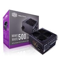Cooler Master MWE White V2 500W 230V 120mm HDB Fan 80 PLUS White PSU