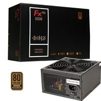 Cronus FX PRO 600W 140mm Silent Fan 80 PLUS Bronze PSU