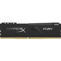 Kingston HyperX Fury 16GB Black Heatsink (1x16GB) DDR4 3200MHz DIMM System Memory