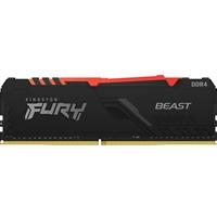 Kingston FURY Beast  RGB 16GB 2666MHz DDR4 DIMM System Memory