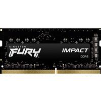 Kingston FURY Impact 8GB 2666MHz DDR4 SODIMM System Memory