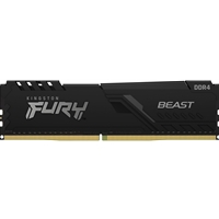 Kingston Fury Beast 16GB 3200MHz DDR4 CL16 DIMM System Memory