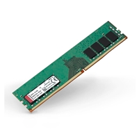 Kingston ValueRAM 8GB No Heatsink (1 x 8GB) DDR4 2400MHz DIMM System Memory
