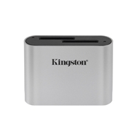 Kingston KTC Workflow SD Reader SDHC / SDXC UHS-II Card Reader