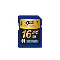 Team 16GB SDHC Class 10 Flash Card