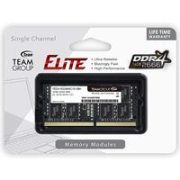 Team Elite 16GB No Heatsink (1 x 16GB) DDR4 2666MHz SODIMM System Memory