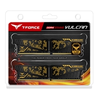 Team T-Force Vulcan TUF Gaming Alliance 16GB (2 x 8GB) DDR4 3600MHz DIMM System Gaming Memory