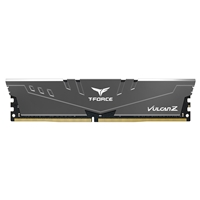 Team T-Force Vulcan Z 8GB Silver Heatsink (1 x 8GB) DDR4 3000MHz DIMM System Memory