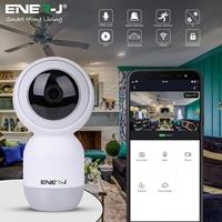 ENER-J Smart WiFi Indoor IP Camera with Auto Tracker