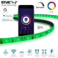 ENER-J Smart WiFi 5m RGB LED Strip Kit