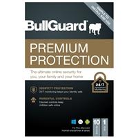 Bullguard Premium Protection 2021 1 Year/10 Device Single Multi Device Retail Licence English