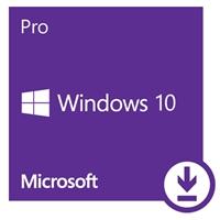 Microsoft Windows 10 Pro 32/64bit Operating System- Electronic Download