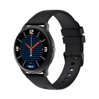 Xiaomi MI IMILAB KW66 3D HD Curved Screen iOS and Android Compatible Smartwatch with Push Notifications, Bluetooth 5.0, Fitness Tracker, Heart Monitor, Accelerometer and Pedometer